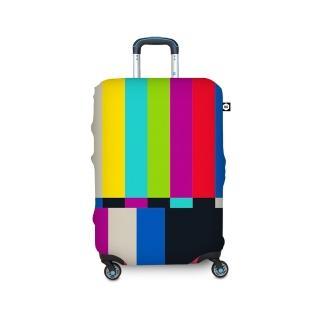 【BG Berlin】行李箱套-電視收播 S(適用17-21吋行李箱)