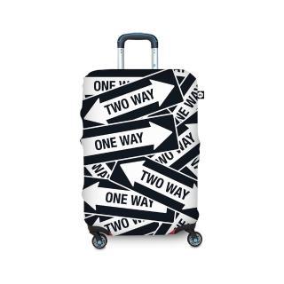 【BG Berlin】行李箱套-出發 S(適用17-21吋行李箱)