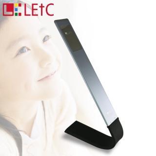【LETC】無線觸控護眼LED檯燈(曜石黑)