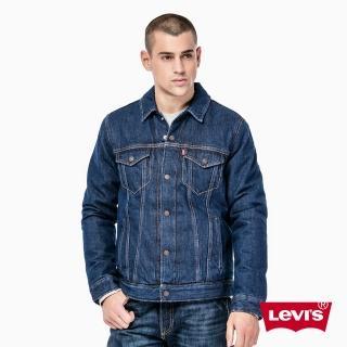 【Levis】羽絨牛仔外套 / 80%灰鵝絨 / 率性