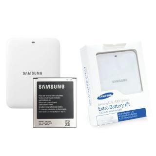 【SAMSUNG】GALAXY S4 i9500 / J N075 原廠電池+電池座充組(韓國原裝)