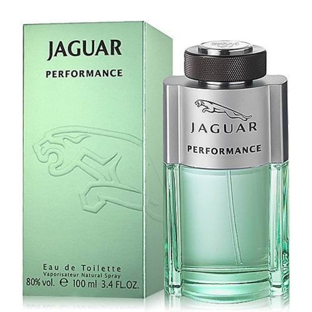 【Jaguar】Performance 非凡淡香水(100ml)