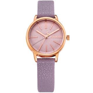 【JULIUS】香榭大道皮錶帶腕錶(五色/28mm)