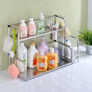 【家可】高級不鏽鋼浴室架/廚房架