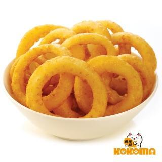 【極鮮配】香酥洋蔥圈(200g±10%/包-10包)