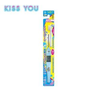 【日本KISS YOU】負離子兒童牙刷(3-7歲 H61)