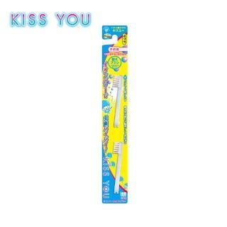 【日本KISS YOU】負離子兒童牙刷補充包(3-7歲 H71)