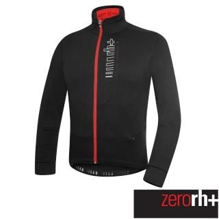 【ZeroRH+】義大利競賽級PW Beta Jersey防風保暖自行車外套(●黑/黃、黑/紅● ICU0254)
