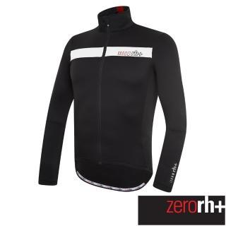 【ZeroRH+】義大利專業 Logo LS 刷毛自行車衣(ICU0443)