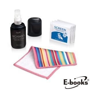 【E-books】A12 雙面加厚擦拭布三合一清潔組-1入(速達)