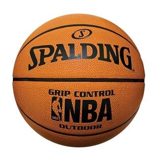 【SPALDING】斯伯丁 NBA Grip Control 籃球(專業橘7號)