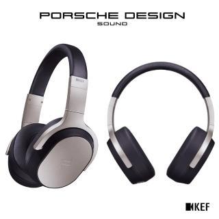 【KEF】PORSCHE DESIGN SPACE ONE 主動式有線抗噪耳罩式耳機