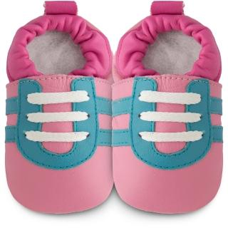 【英國 shooshoos】健康無毒真皮手工鞋/學步鞋/嬰兒鞋_格洛莉雅(102785)