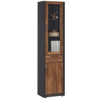 【AT HOME】雷恩1.3尺雙色中抽書櫃