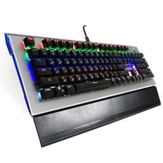 【黑客】闇黑魔鍵 GK6 背光機械式電競鍵盤(青軸)