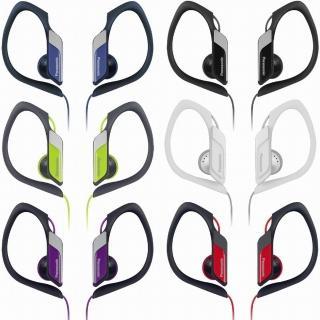 【Panasonic】運動專用耳掛耳機(RP-HS34)