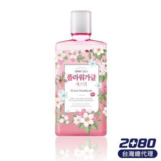 【韓國2080】花香漱口水750ml