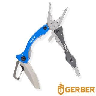 【Gerber】Crucial Tool 多功能輕量工具鉗(藍色31-002951)