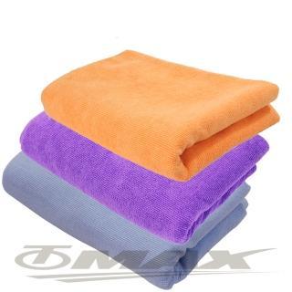 【omax】台製超細纖維大浴巾-1入