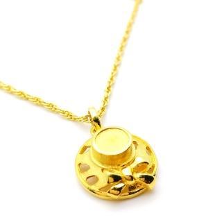 【D.M.】時尚黃金墜