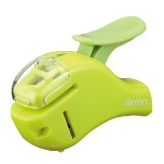 【KOKUYO】Compact Alpha無針釘書機5枚(綠)