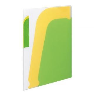 【KOKUYO】Novita 10層檔案資料夾(淺綠)
