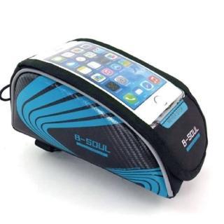 【May Shop】自行車專用上管龍頭單車包 可觸控屏幕車包