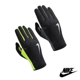 【NIKE】RALLY RUNGLOVES 男款慢跑手套 路跑 自行車手套 輕質透氣保溫 兩色(NRGE70)