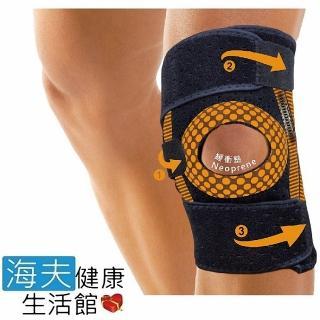 【恩悠數位】NU 鈦鍺能量加強型可調式護膝_恩悠肢體裝具(未滅菌)