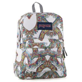 【JanSport】校園背包-SUPER BREAK(慶典)