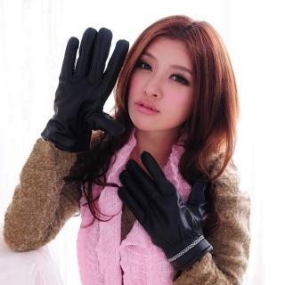 【Lady c.c.】穩重率性保暖時尚男款手套(千島)