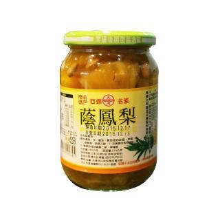 【西螺大同醬油】蔭鳳梨380g(遵古釀造)