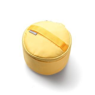 【Design Go】繽紛貼身衣物收納包-黃色