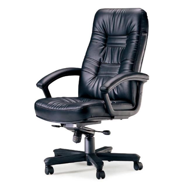 【AS】艾迪人體工學皮革辦公椅