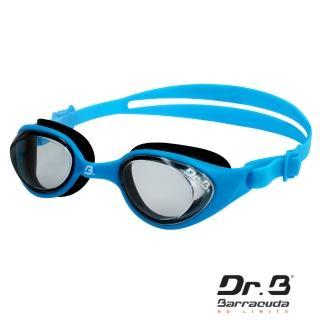 【美國巴洛酷達Barracuda】DR.B游泳度數款#73195(兒童近視泳鏡)
