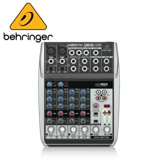 【BEHRINGER】Q802USB 混音器