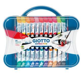【義大利GIOTTO】高品質不透明水彩12ml(24色)
