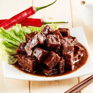【鮮食家任選799】鬍鬚林滷味 老滷豆干(200g±5%/盒)