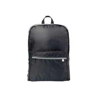 【Go Travel】折疊後背包-黑色(輕量型)  GO TRAVEL