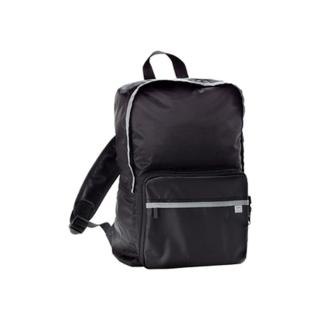 【Go Travel】Daypack 折疊後背包-黑色  GO TRAVEL