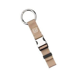 【Go Travel】Carry Clip 便利吊掛環 -淺棕  GO TRAVEL