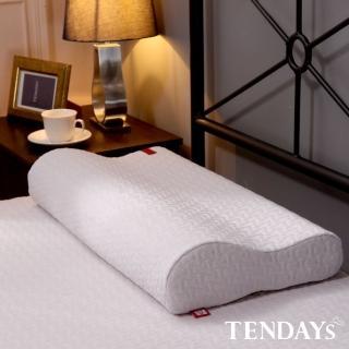 【TENDAYS】柔織舒壓枕 8cm高 記憶枕(開學新對策 加贈愛心枕)