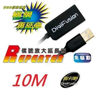 【伽利略】10M USB2.0 信號延長線(CBL-203A)