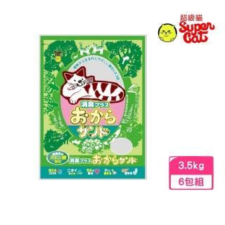 【Super Cat】韋民超級豆腐貓砂 7L(5包組)