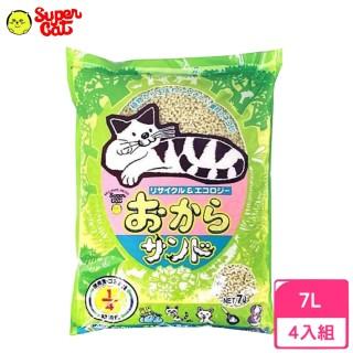 【Super Cat】韋民超級豆腐貓砂 7L(3包組)
