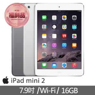 【Apple 福利品】iPad mini 2 Wi-Fi 16GB 平板電腦(A1489)