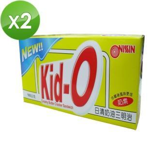 【NISSIN】Kid-O日清奶油三明治(2入組)