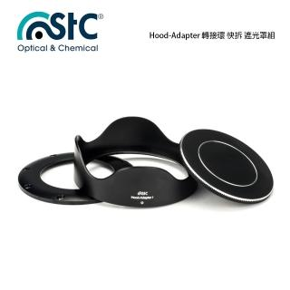 【STC】Hood-Adapter 轉接環 快拆 遮光罩組(For SONY RX100系列)