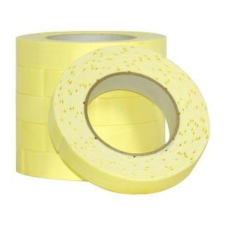 超強黏度 泡棉雙面膠帶 15mm x 5Y/4.5M 6入