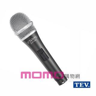 【台灣電音TEV】專業動圈式有線麥克風(TM-700)